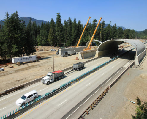 Washington State construction