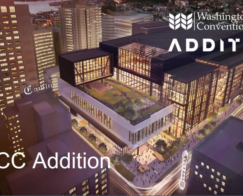 WSCC Addition - Convention Center ad
